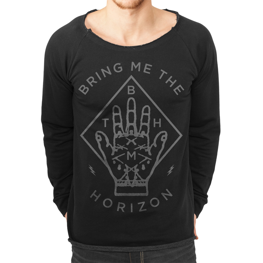 Bring Me the Horizon - Diamond Hand (Black)