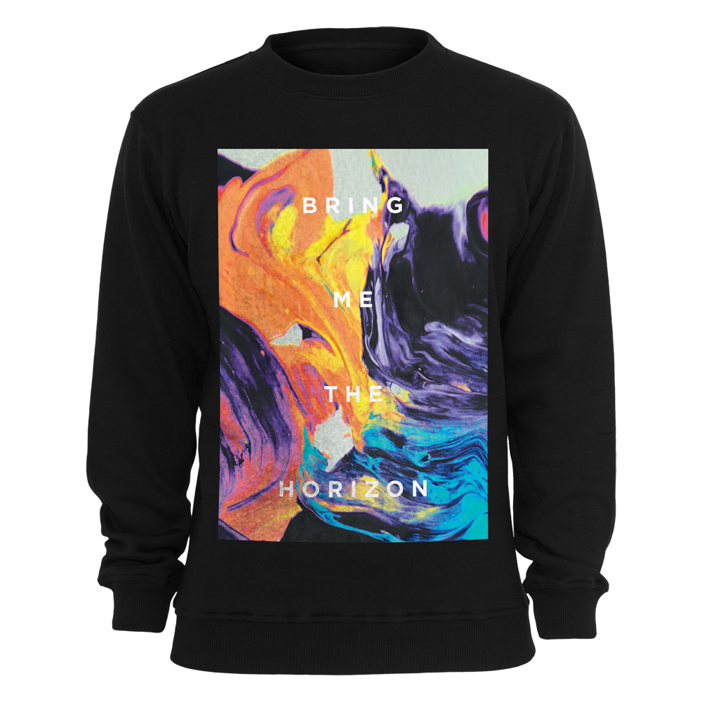 Bring Me the Horizon - Painted (Black)