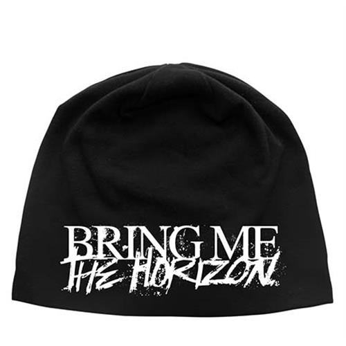 Bring Me the Horizon - Horror Logo (Black)