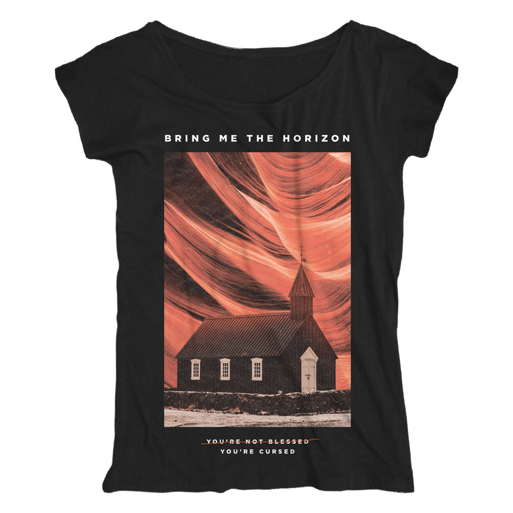 Bring Me the Horizon - You're Cursed (Black) (Women's)
