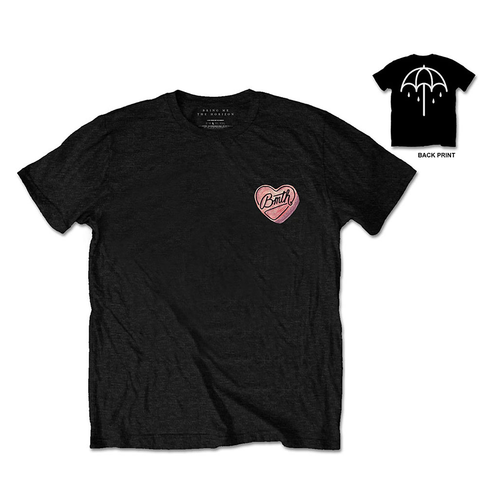 Bring Me the Horizon - Hearted Candy Tee
