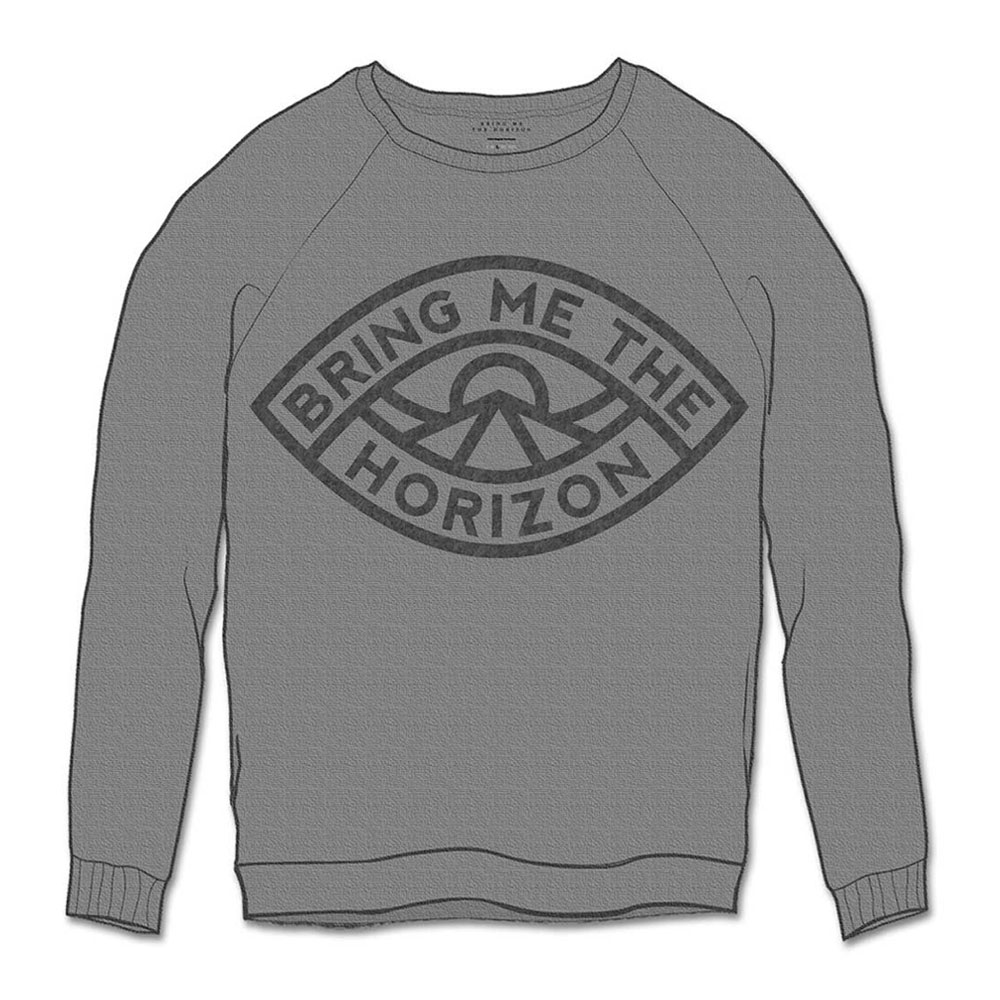 Bring Me the Horizon - Eye Sweatshirt