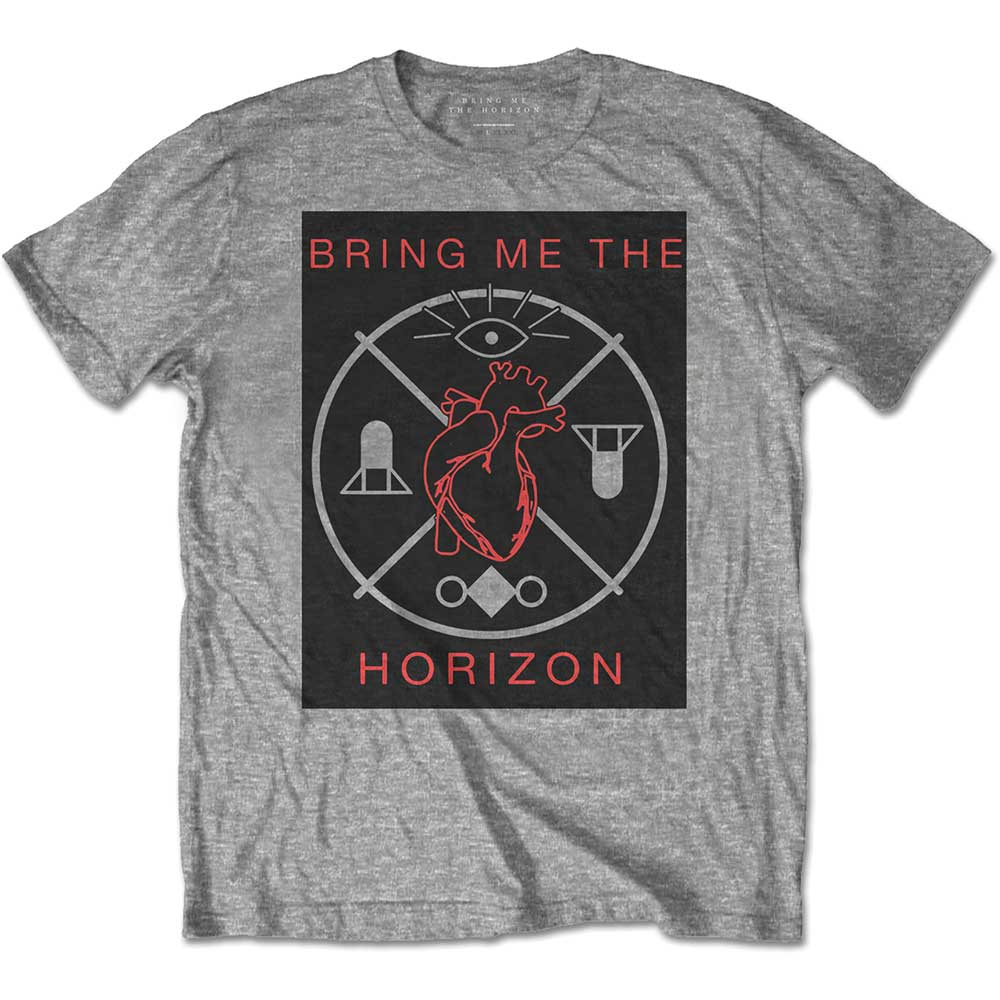 Bring Me the Horizon - Heart & Symbols