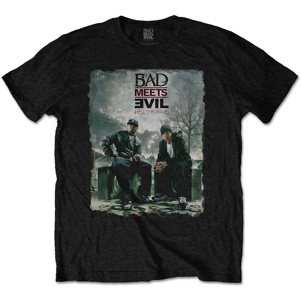 Bad Meets Evil - Burnt