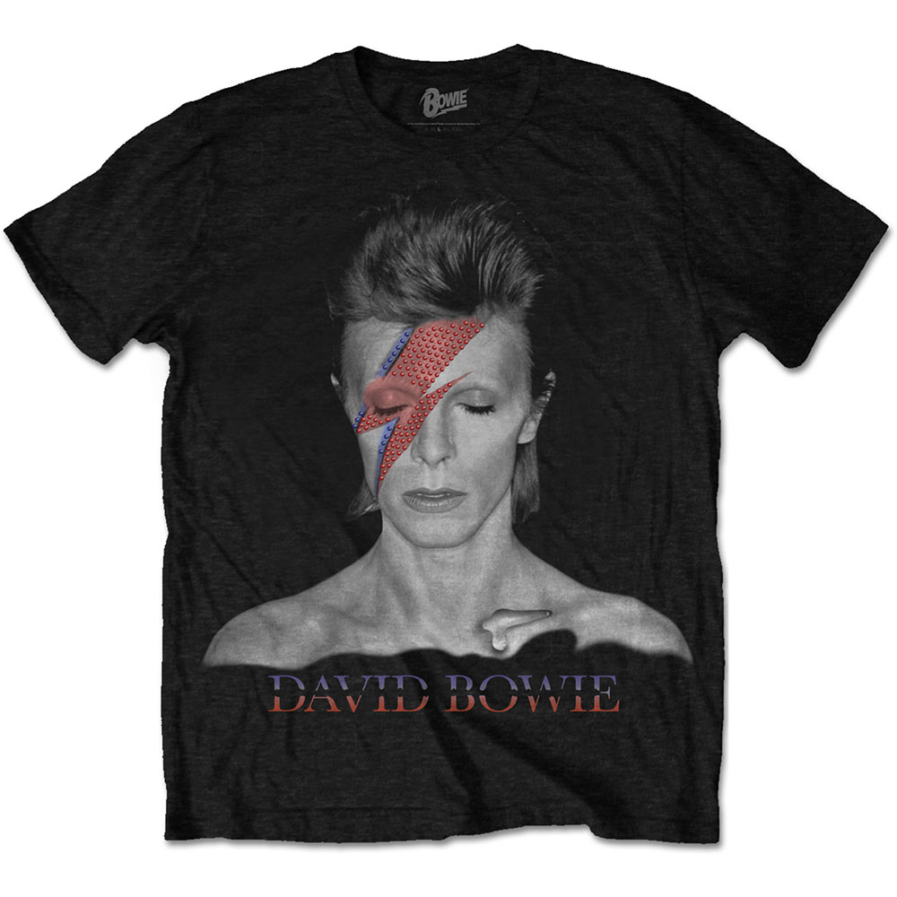 David Bowie - Aladdin Sane (Black)