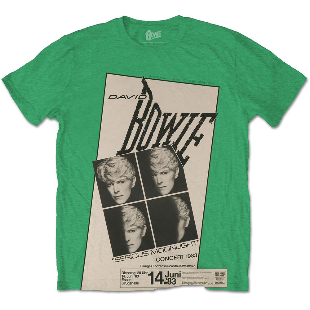 David Bowie - Concert '83 (Green)