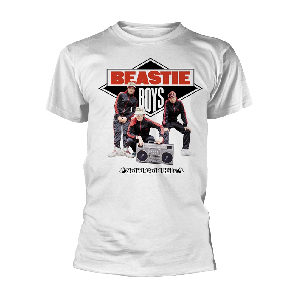 Beastie Boys - Solid Gold Hits (White)