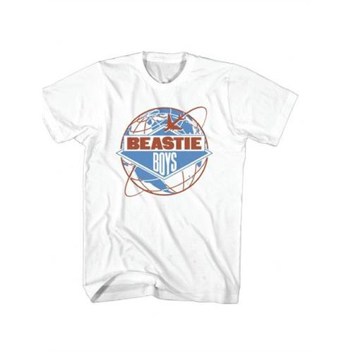Beastie Boys - Around The World (White)