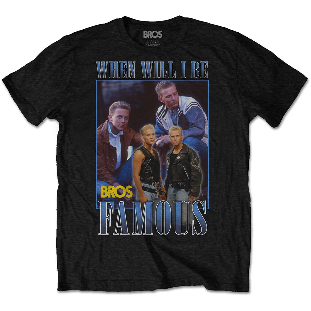 Bros - Famous Homage