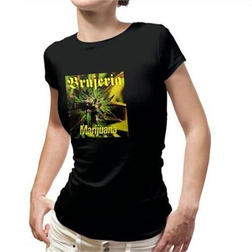 Brujeria - Marijuana (Black) (Women's)