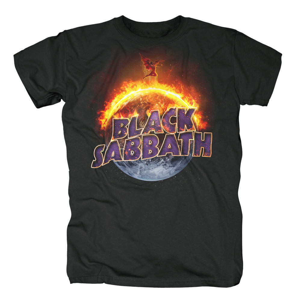 Black Sabbath - The End (Black)