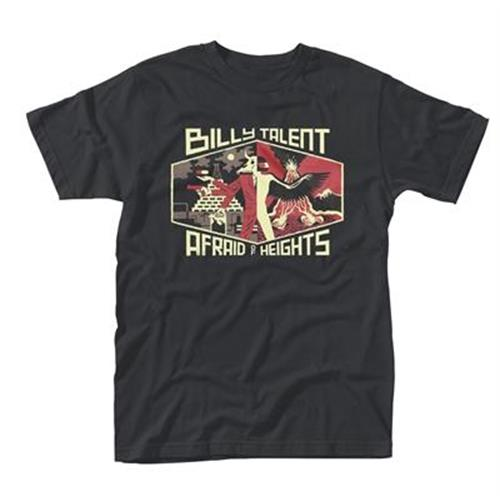 Billy Talent - Afraid Of Heights (Black)