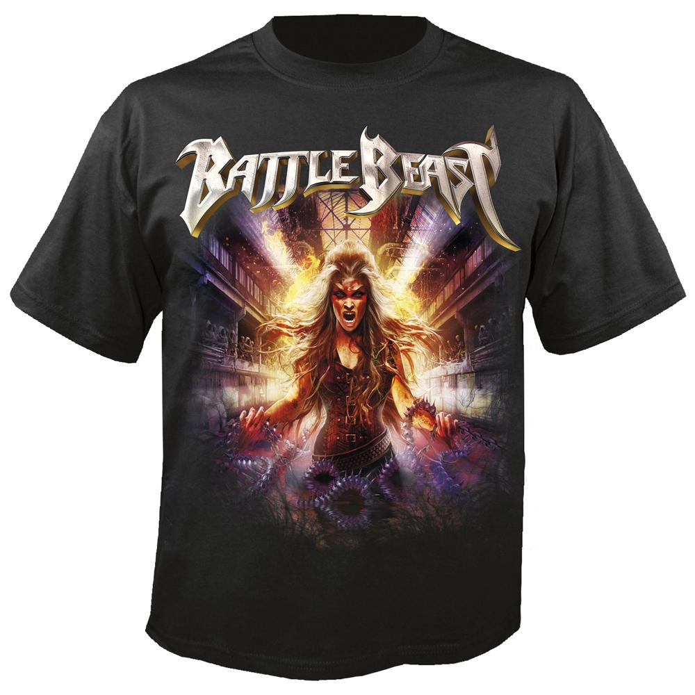 Battle Beast - Bringer Of Pain (Black)