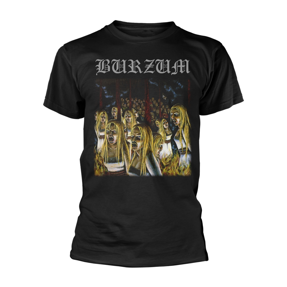 Burzum - Burning Witches