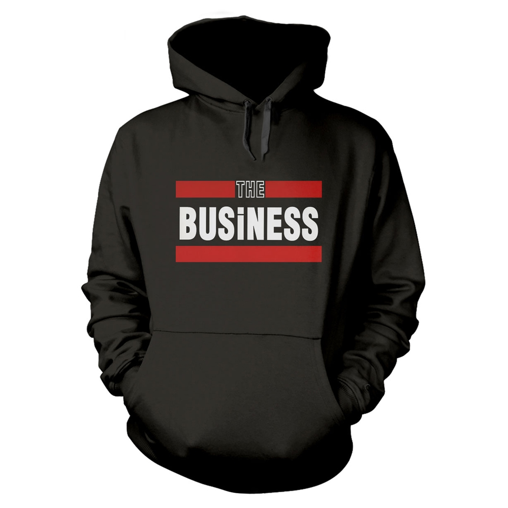 The Business - Do A Runner (Black Hoodie)