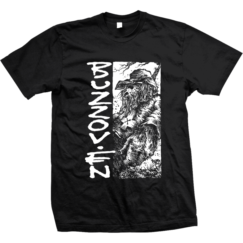 Buzzoven - Hanging Wolf (Black)