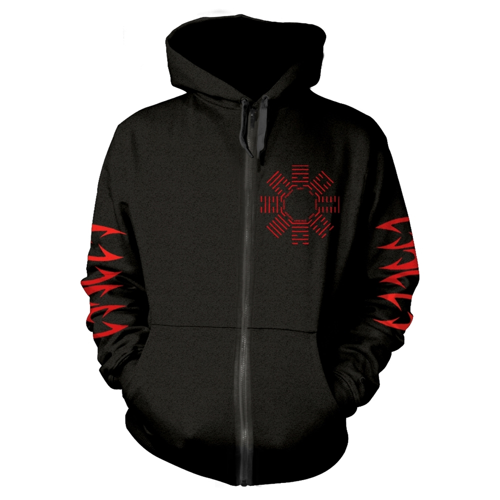 Cancer - Shadow Gripped (Zip Hoodie)