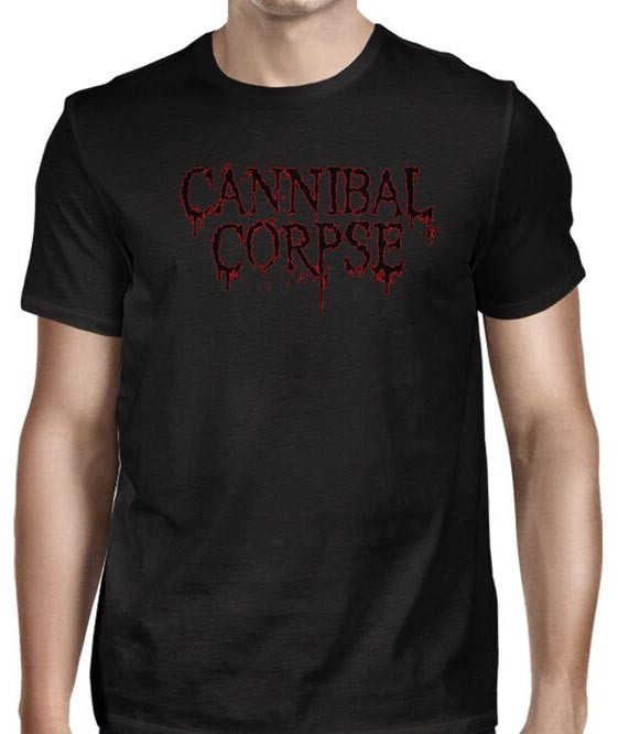 Cannibal Corpse - Logo Summer Tour 2016 (Black)