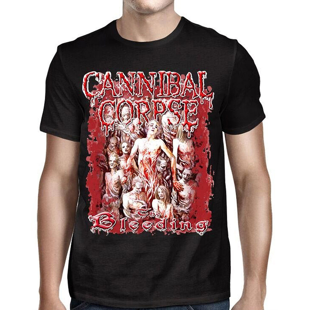 Cannibal Corpse - The Bleeding (Black)