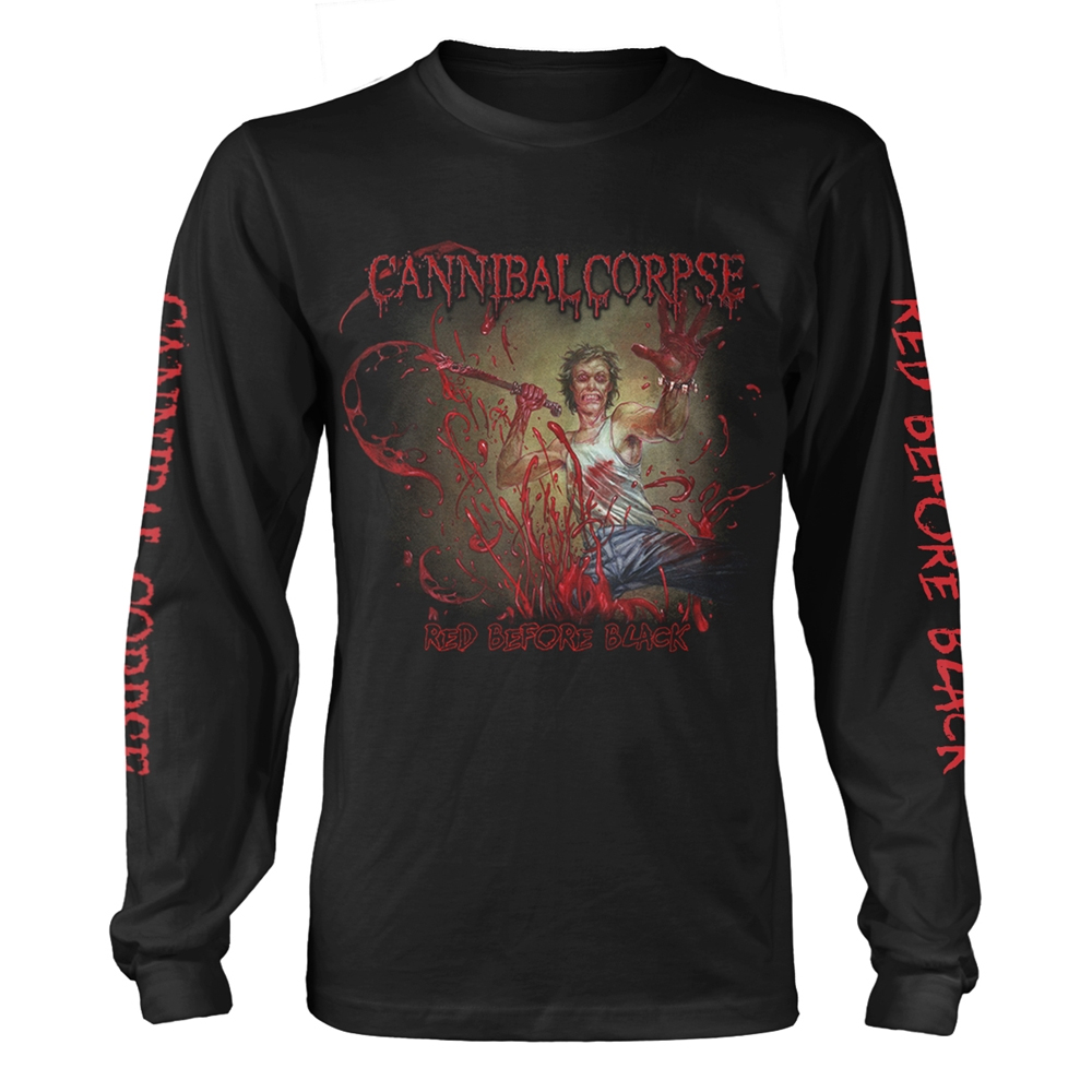 Cannibal Corpse - Red Before Black (Longsleeve)