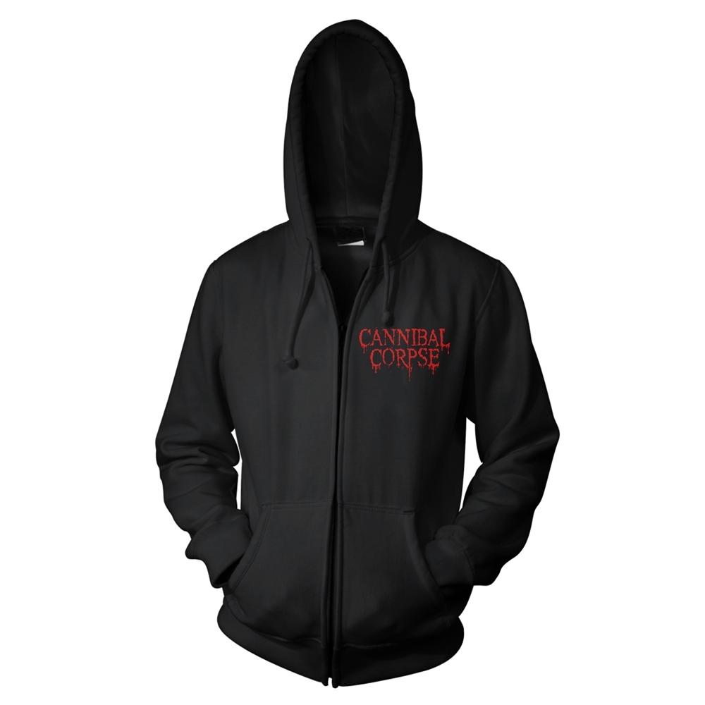 Cannibal corpse hoodies