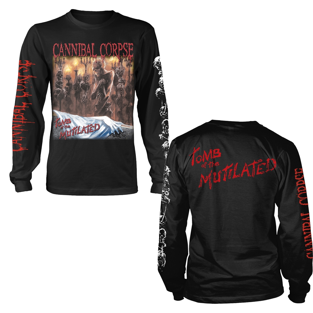 Cannibal Corpse - Tomb Of The Mutilated (Longsleeve)