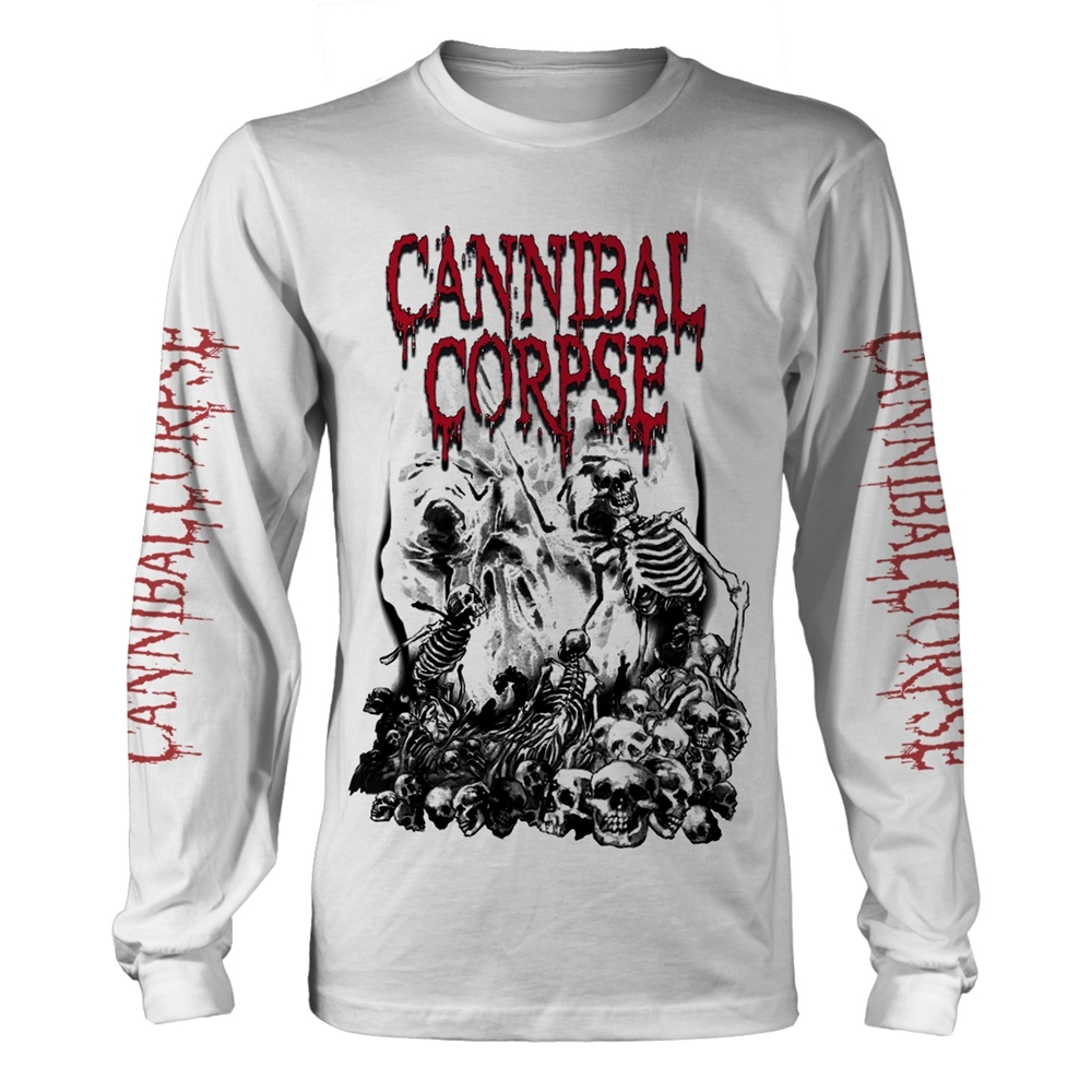 Cannibal Corpse - Pile Of Skulls 2018
