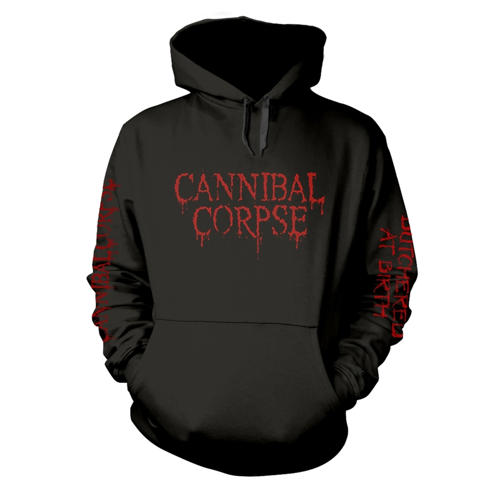 Cannibal Corpse - Butchered At Birth (Explicit) Hoodie