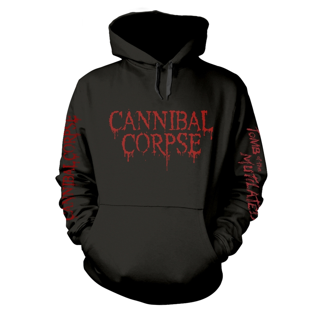Cannibal Corpse - Tomb Of The Mutilated (Explicit) (Hoodie)
