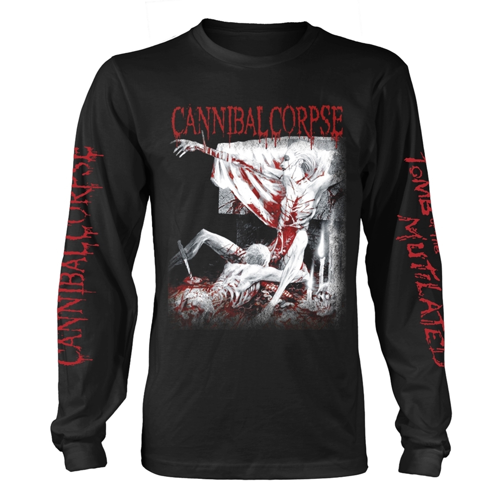 Cannibal Corpse - Tomb Of The Mutilated (Explicit) (Longsleeve)
