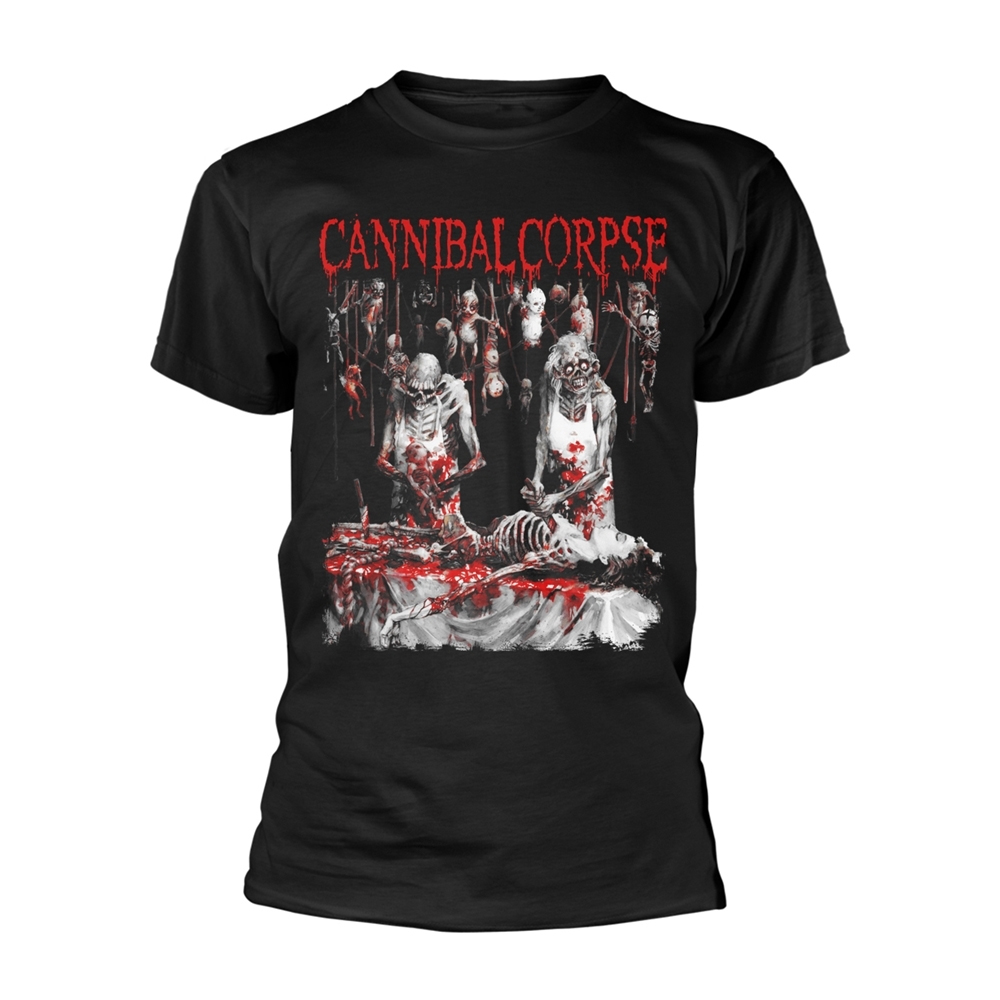 Cannibal Corpse - Butchered At Birth (Explicit)