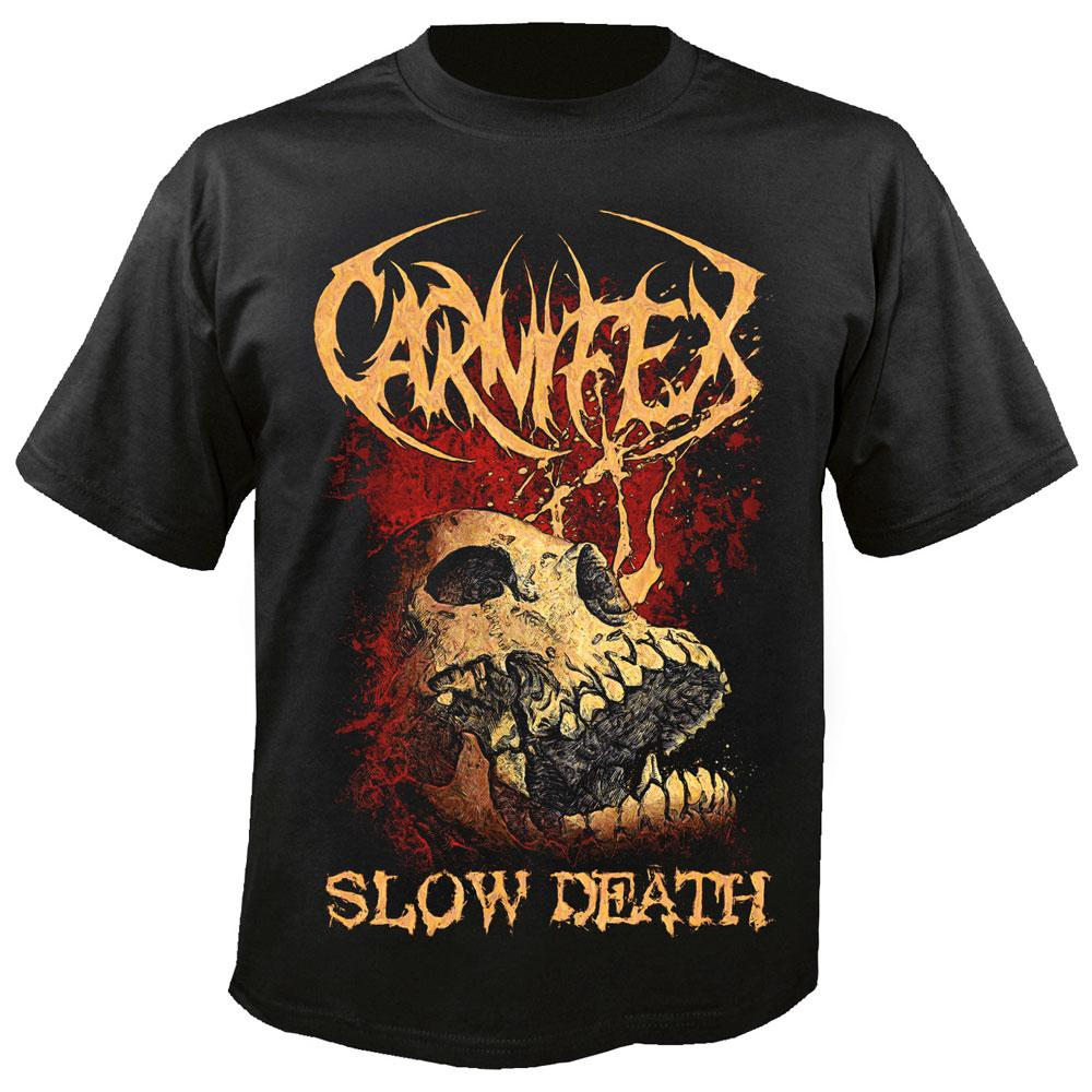 Carnifex - Slow Death (Black)