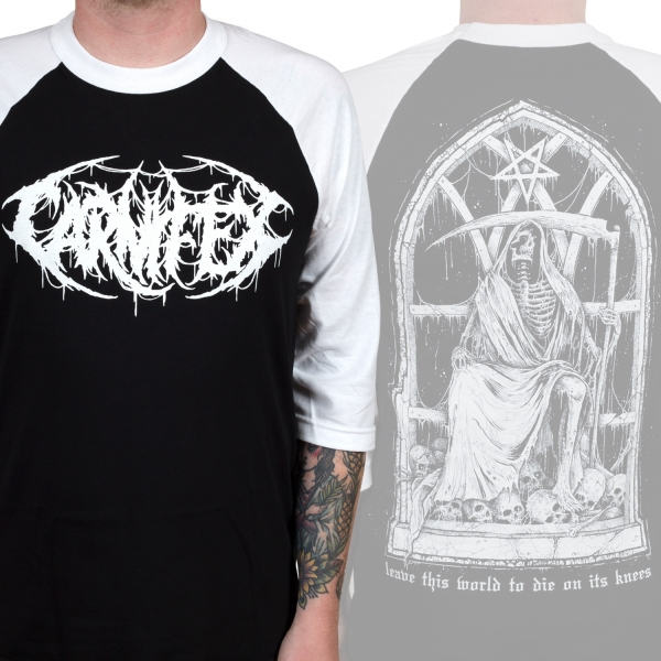 Carnifex - Rest In Pain (Black And White)
