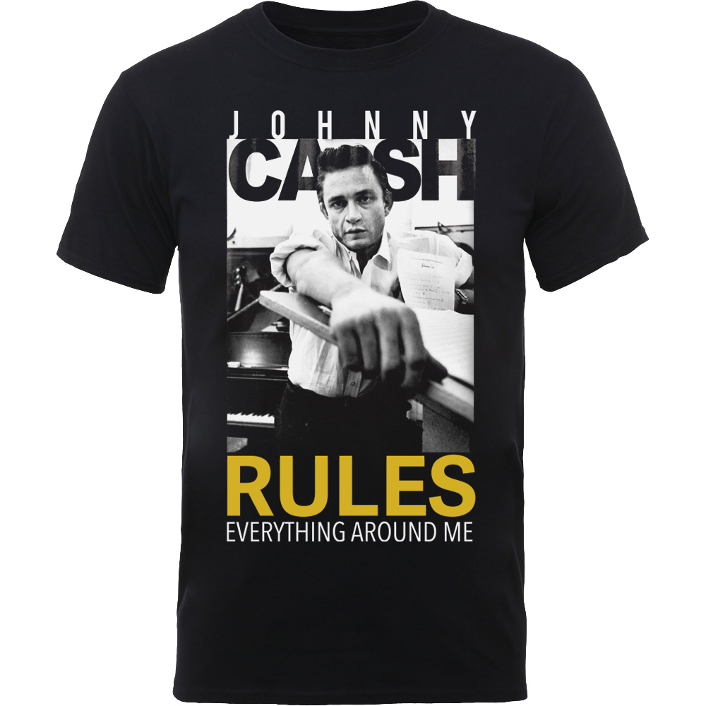 Johnny Cash - Rules Everything