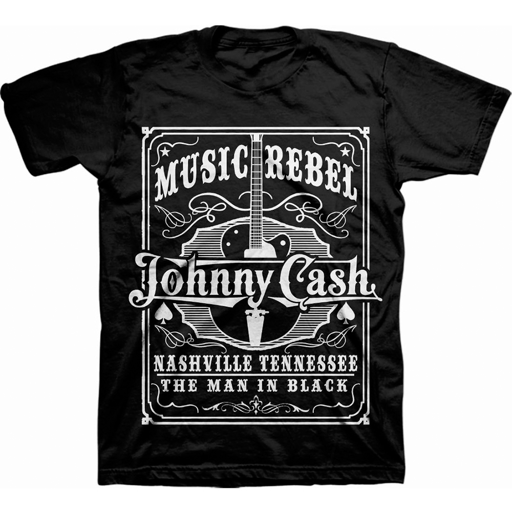 Johnny Cash - Music Rebel