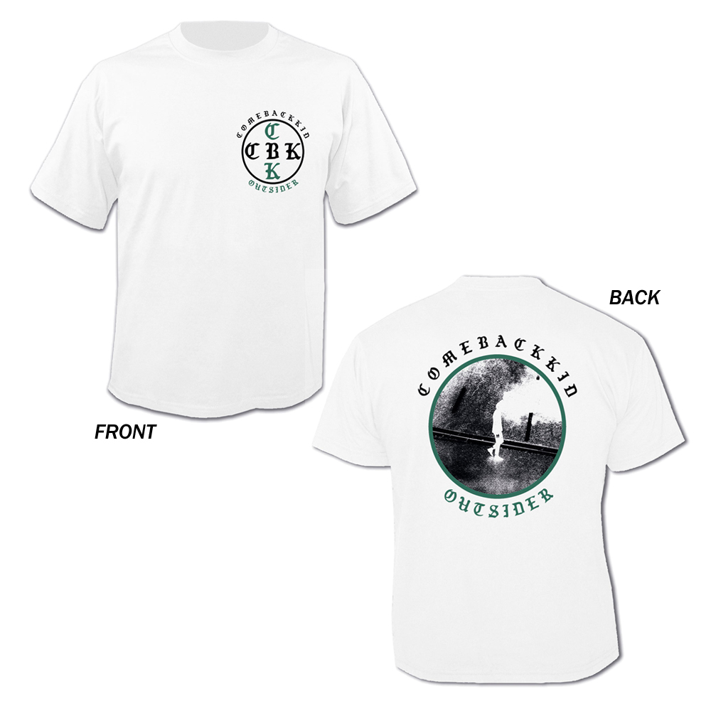 Comeback Kid - CBK (White)