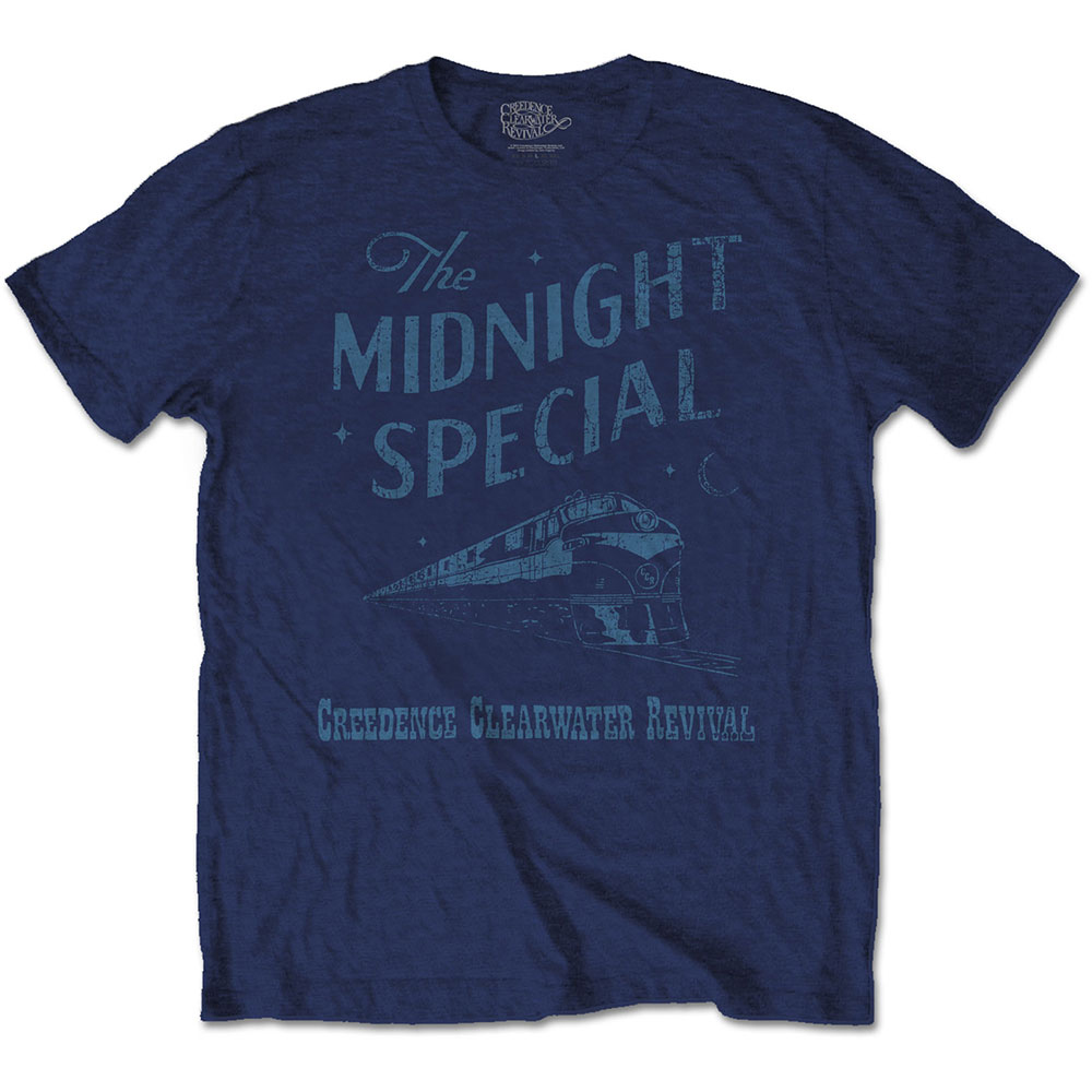 Creedence Clearwater Revival - Midnight Special (Navy Blue)