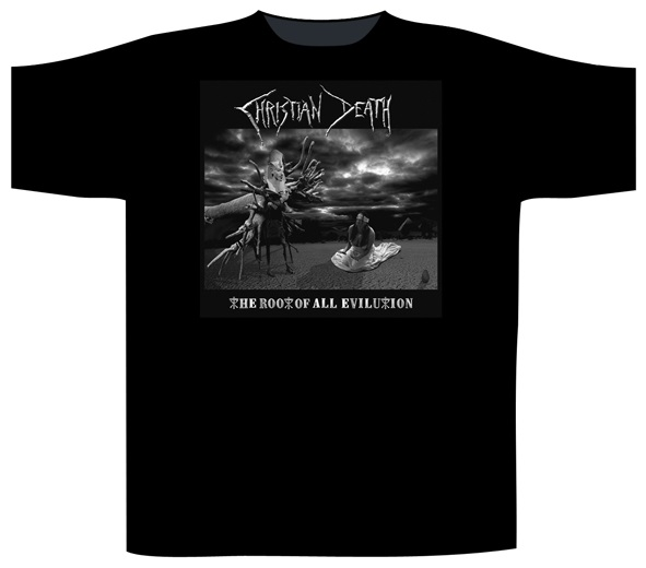 Christian Death - The Root Of All Evilution (Black)
