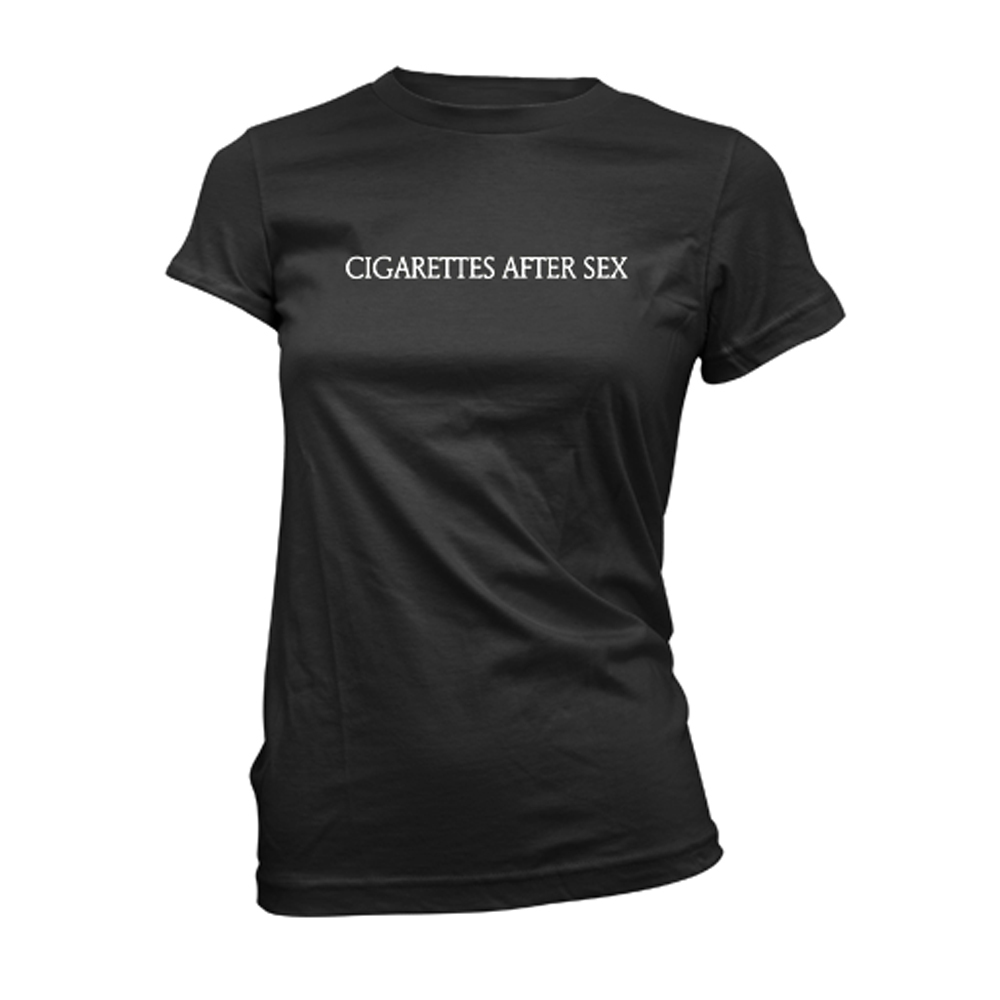 Cigarettes After Sex - Classic Logo (USA)