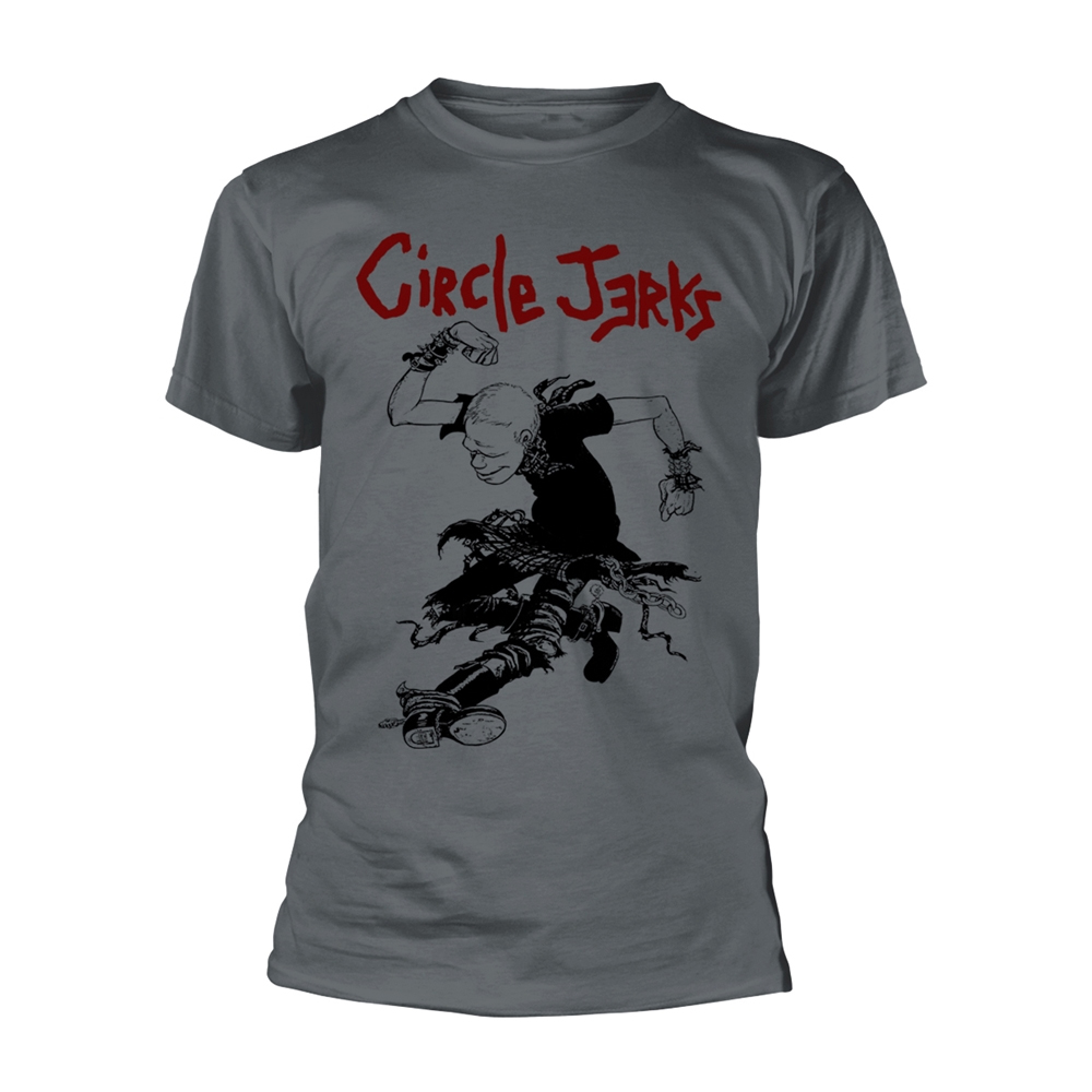 Circle Jerks - I'm Gonna Live (Grey)