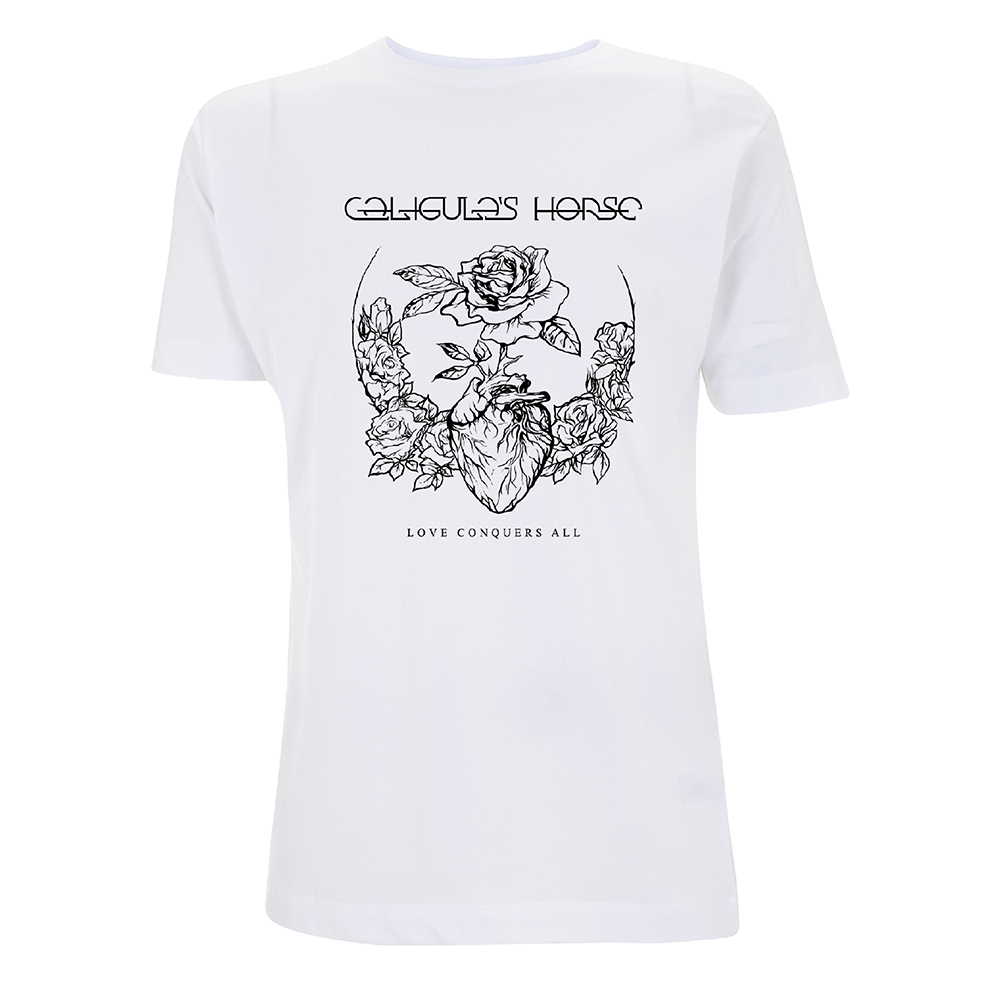 Caligula's Horse - Love Conquers All (White)