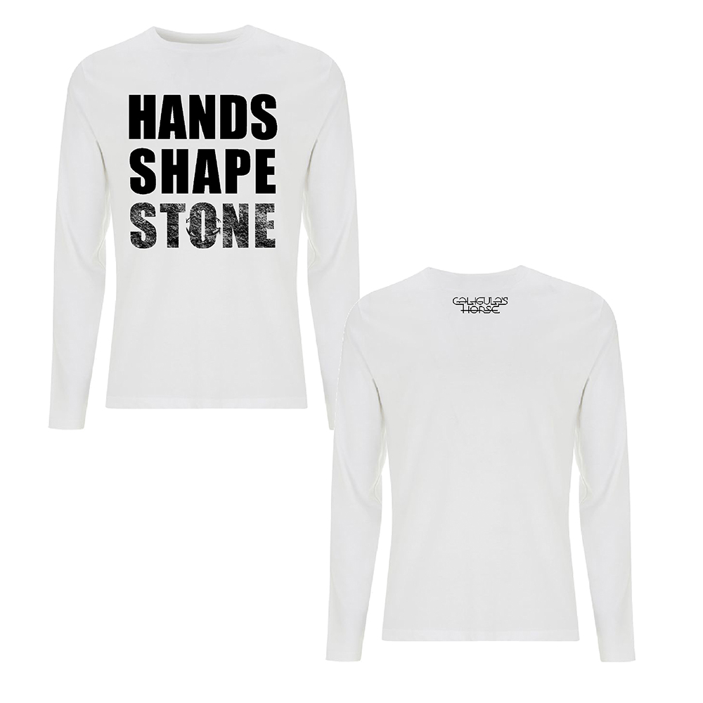 Caligula's Horse - Hands Shape Stone (Long Sleeve T-Shirt)