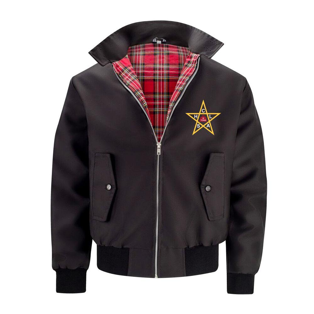 The Clash - The Clash Harrington Jacket