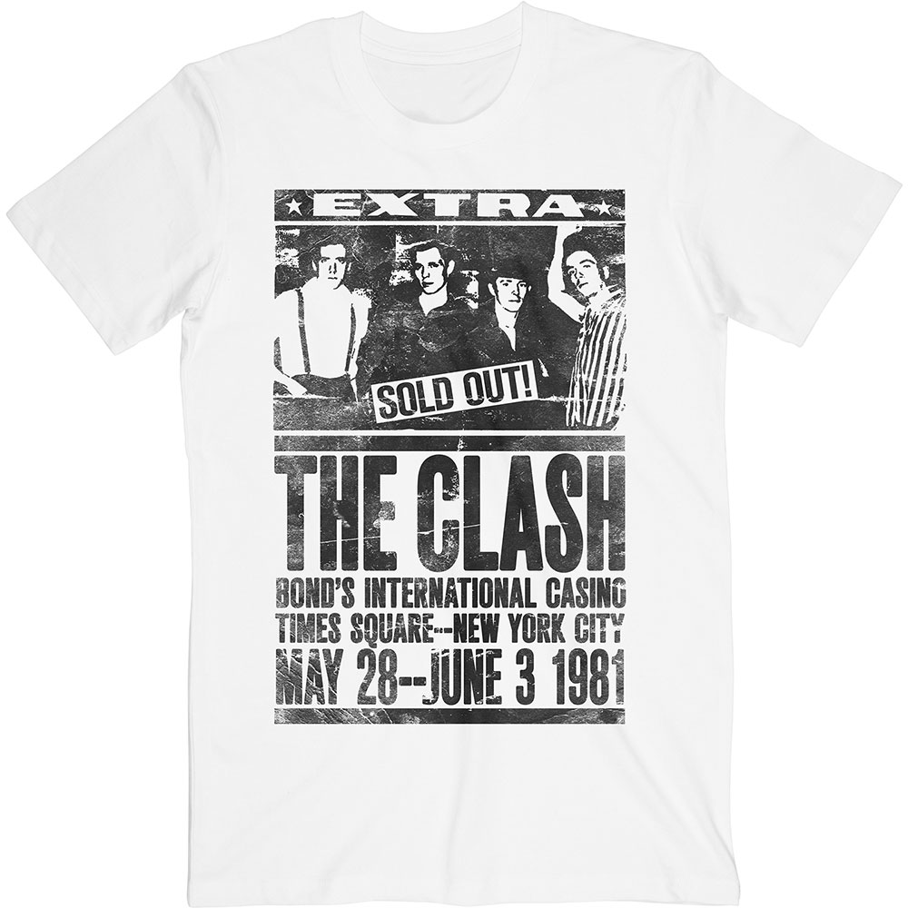 The Clash - Bond's 1981