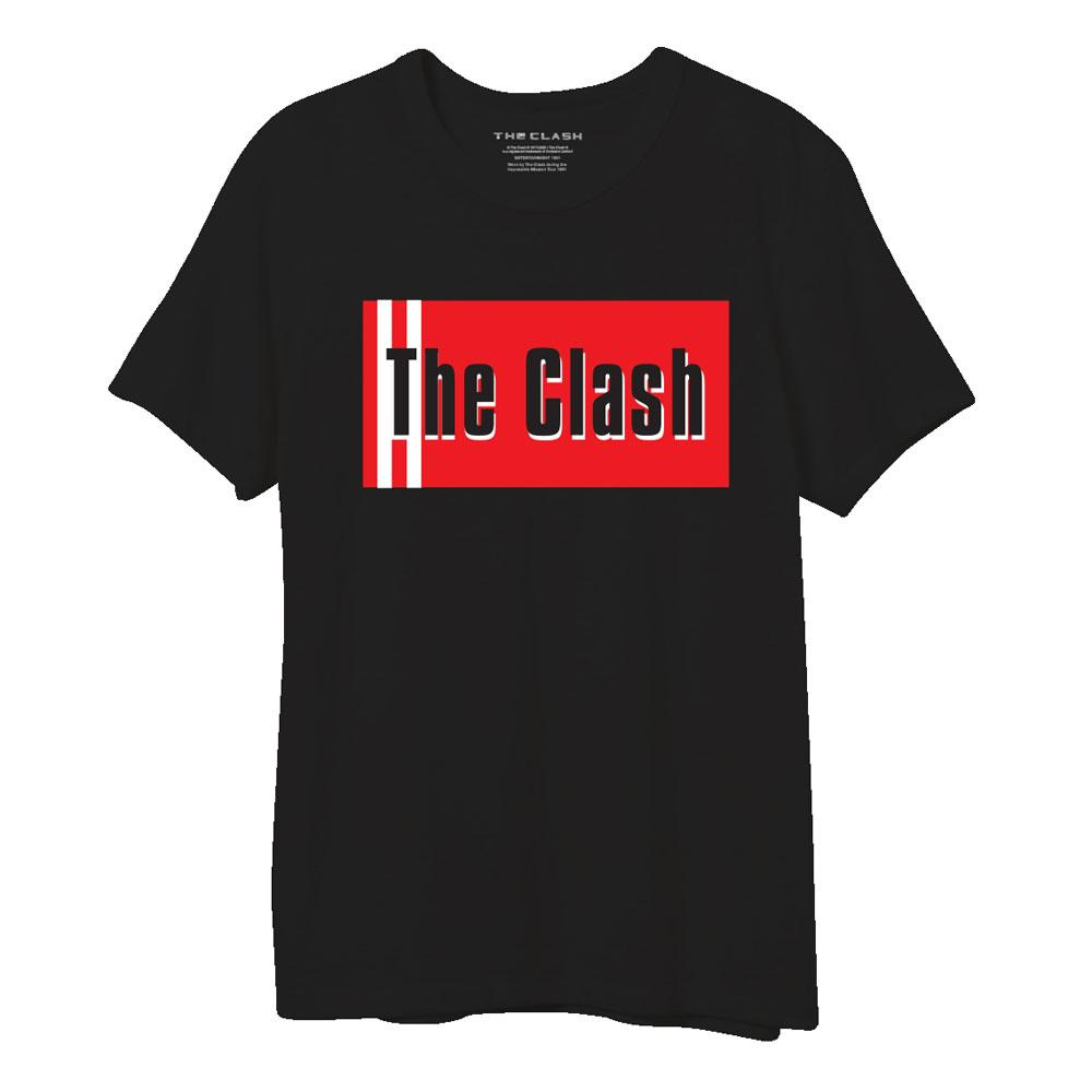 The Clash - Entertainment Tee