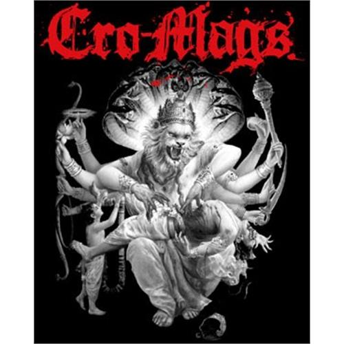 Cro-Mags - Best Wishes (Black)