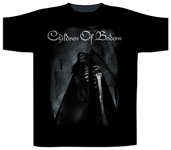 Children Of Bodom - Fear The Reaper (Black)