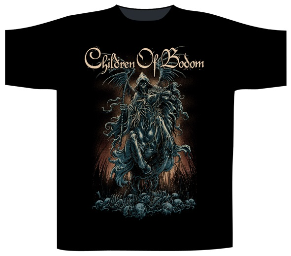 Children Of Bodom - Horseman (Black)