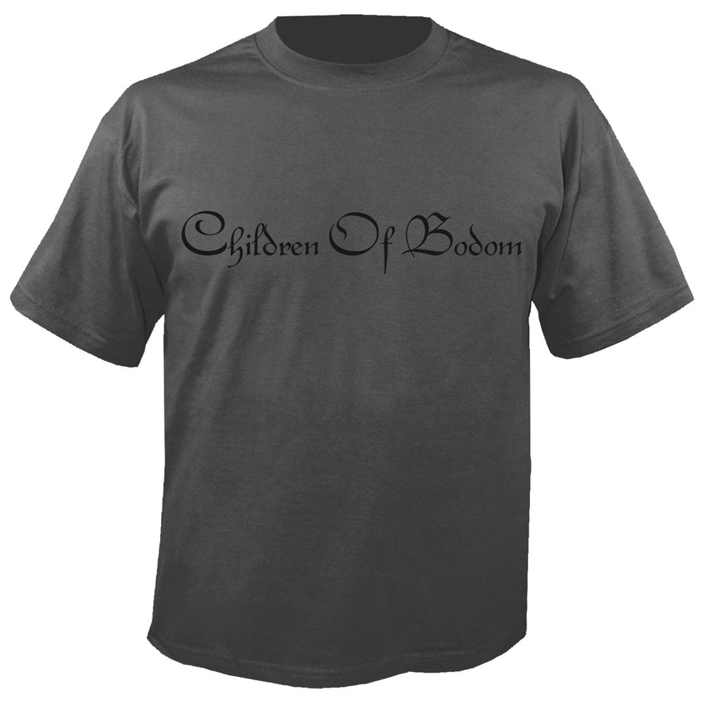 Children Of Bodom - Logo Grey