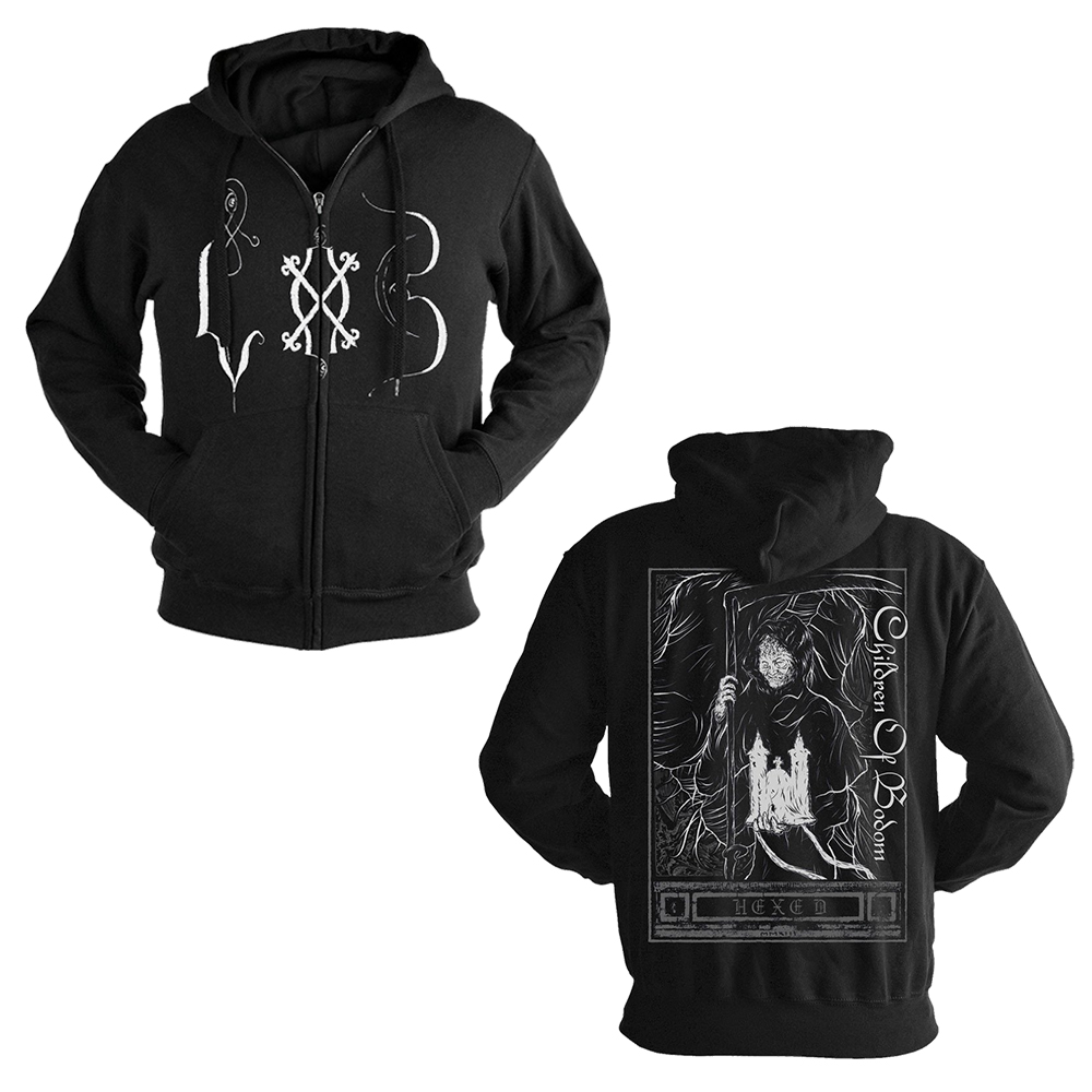 Children Of Bodom - Hexed (Zip Hoodie)